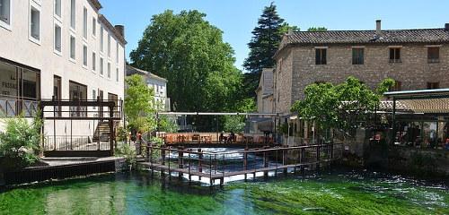 Fontaine Vaucluse, Luberon