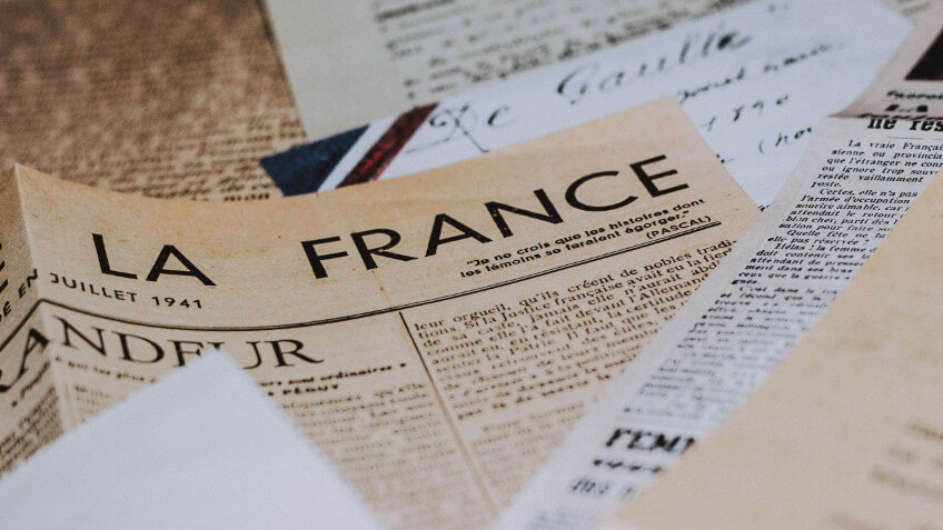 Immerse yourself in French language and culture
