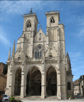 Maryse Burgundy Immersion