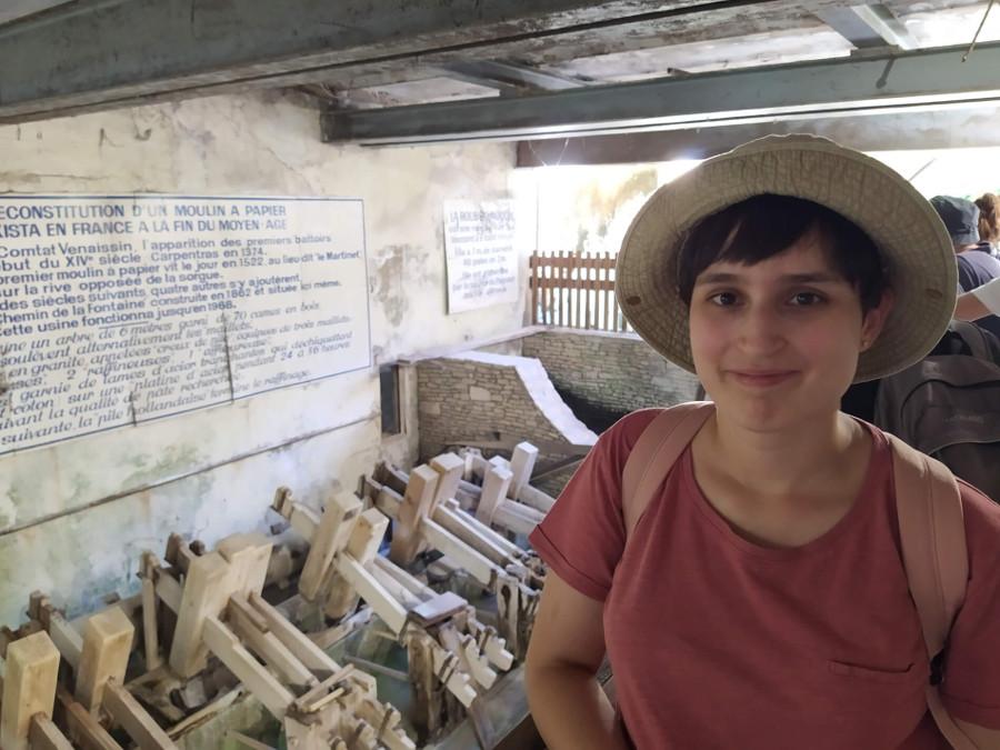 Paper mill, Carmen Reivelo