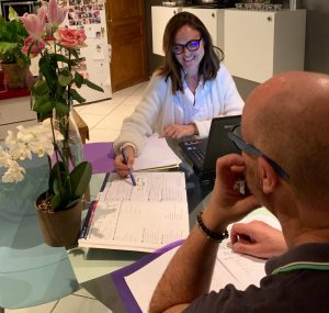 French courses in France with your teacher