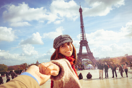 Find the best places to learn French in France