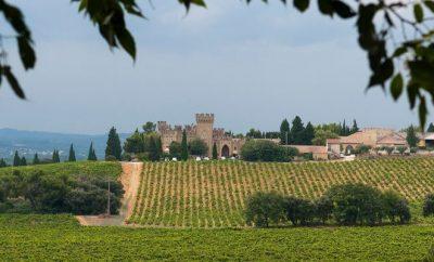 Château La Nerthe – an emblematic visit with Celtina